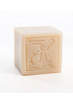 Cube de savon bio à rapper pour la lessive