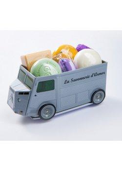 Camionnette de savons La Savonnerie d'Armor 630g