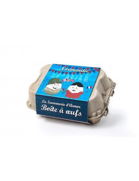 "La boite à oeufs ""Normandie"""