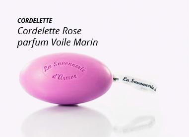 Cordelette Rose